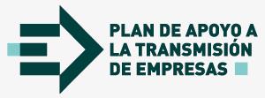 logo del programa de Plan de apoyo a la Transmisión de empresas